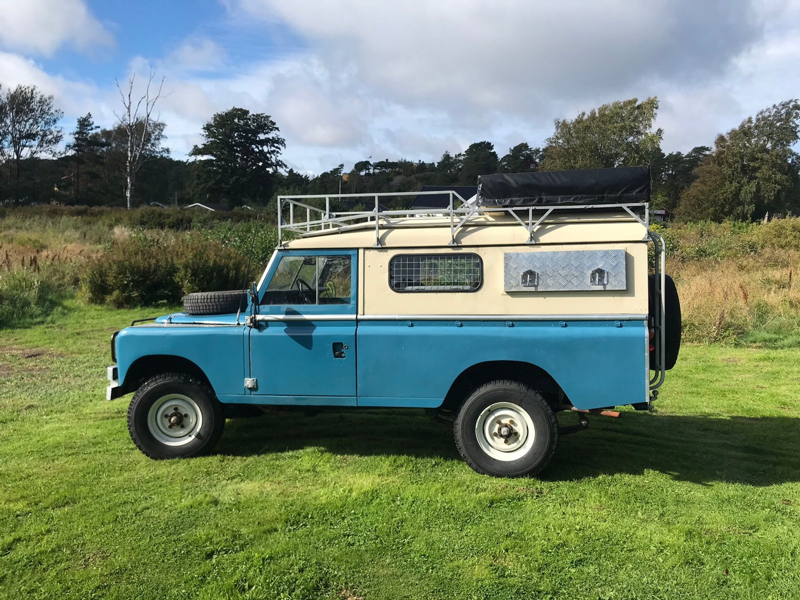 Land Rover 109 - Shackleton 05