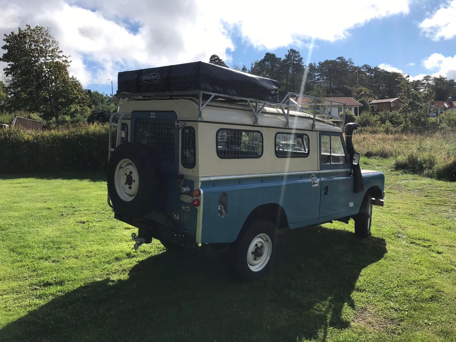 Land Rover 109 - Shackleton 06