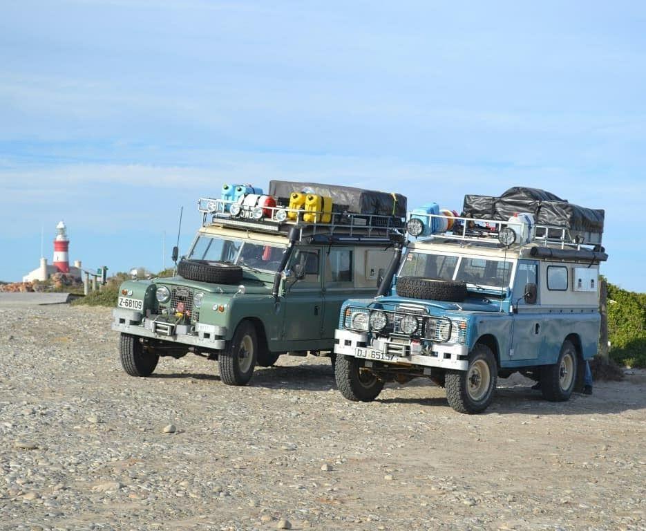 Land Rover 109 - Shackleton 09
