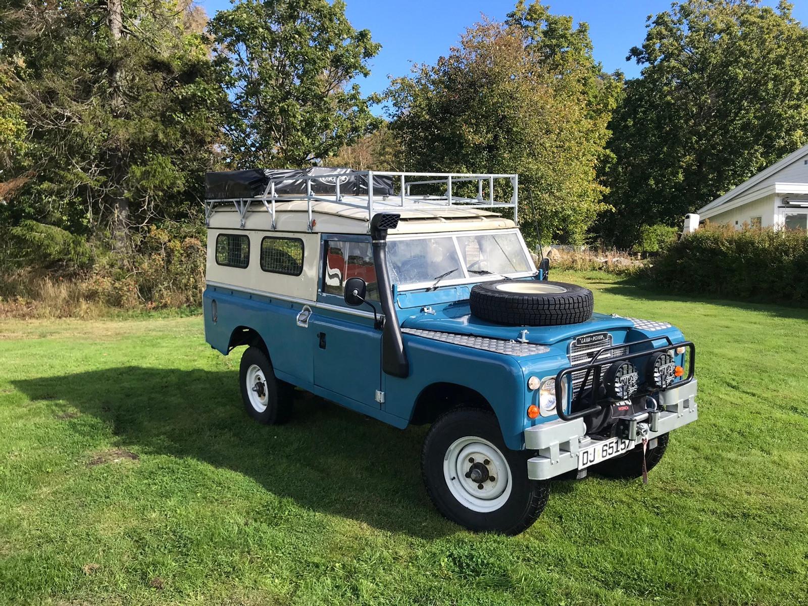 Land Rover 109 - Shackleton