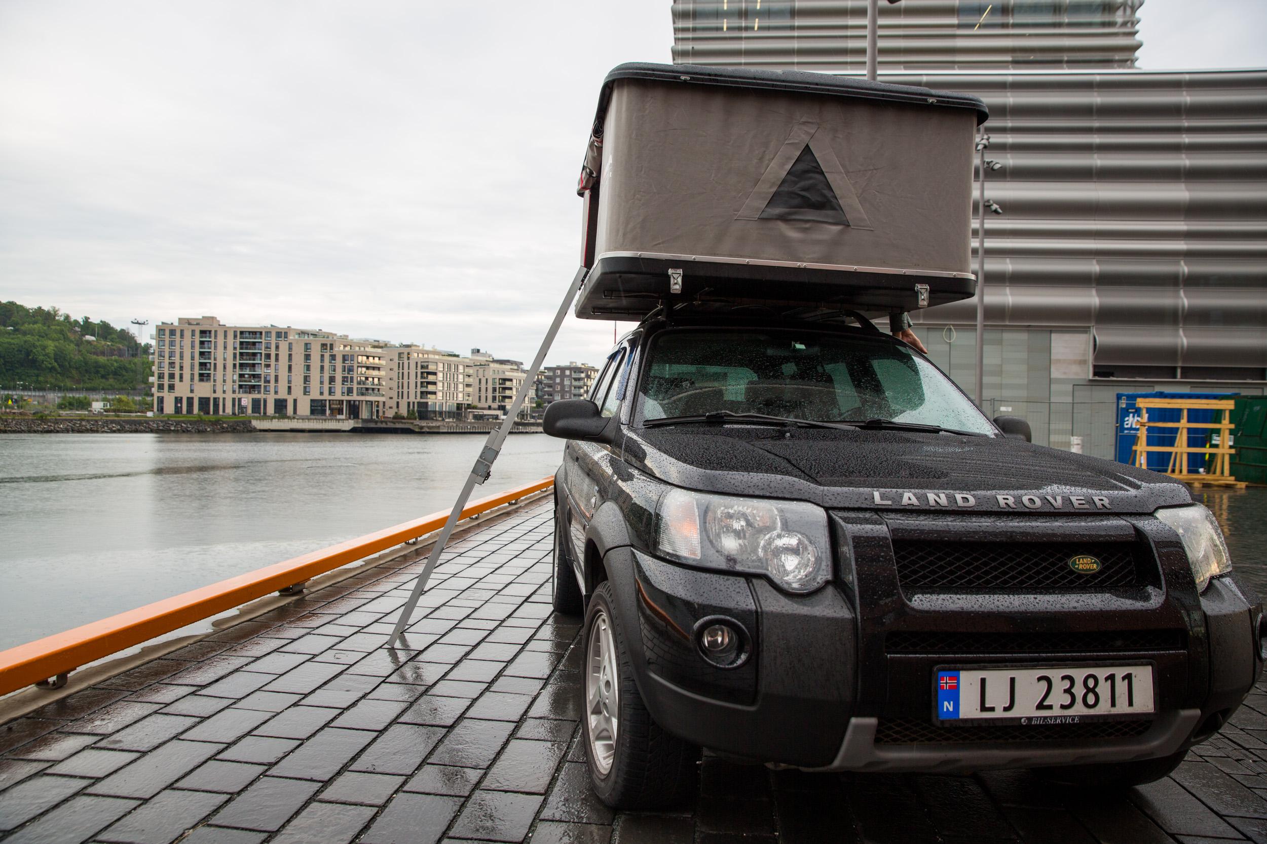 Land Rover Freelander - Isabella - Norwegian Explorer Vans-2