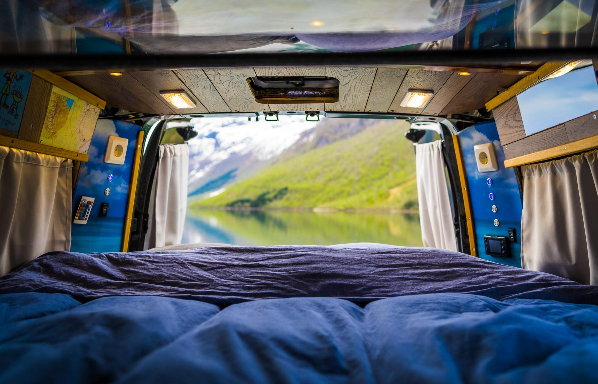 Opel Sort - Norwegian Explorer Vans - Hoddevik - Thomas Brun - campervan-11