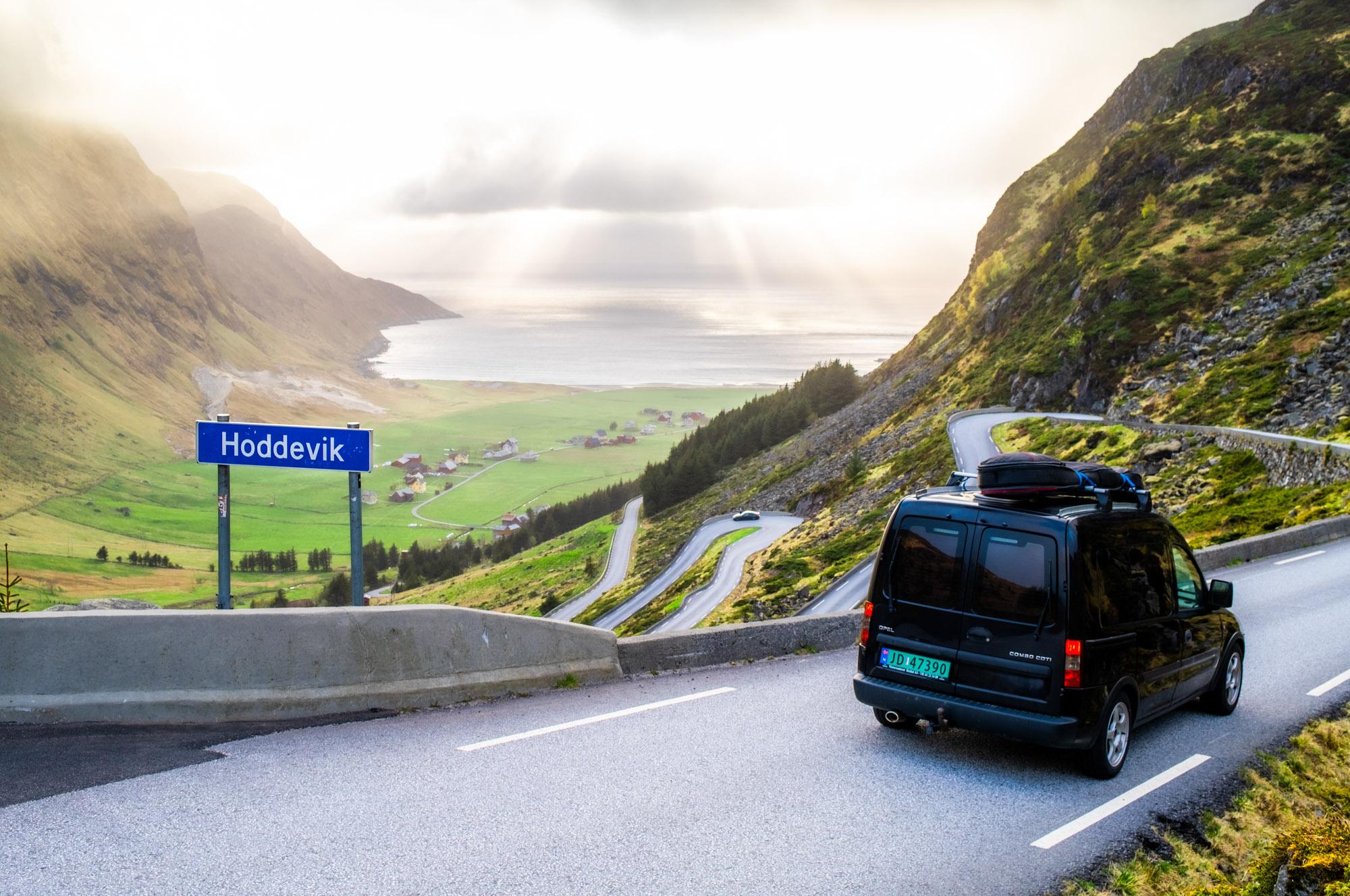 Opel Sort - Norwegian Explorer Vans - Hoddevik - Thomas Brun - campervan-16