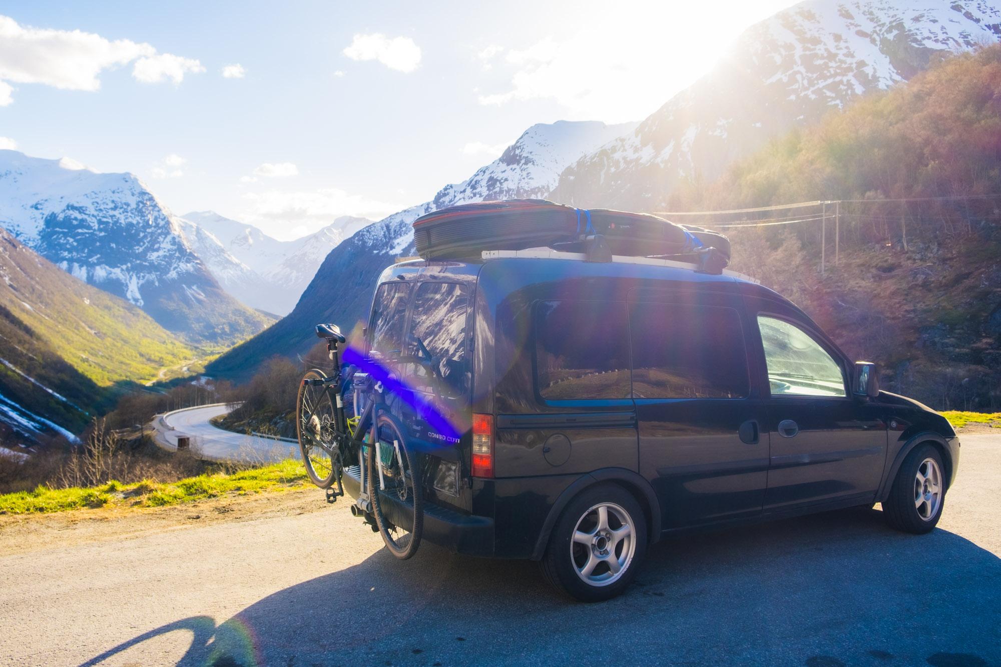 Opel Sort - Norwegian Explorer Vans - Hoddevik - Thomas Brun - campervan-5