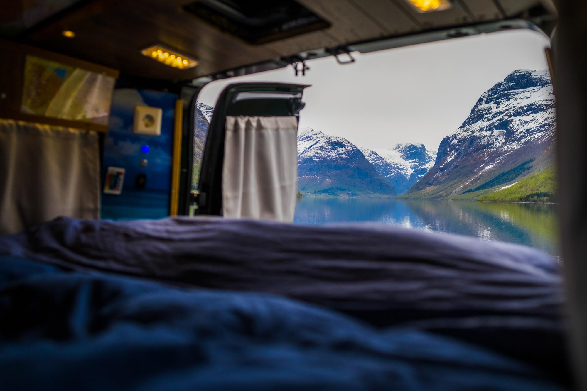 Opel Sort - Norwegian Explorer Vans - Hoddevik - Thomas Brun - campervan-9